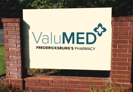 ValuMed Sign